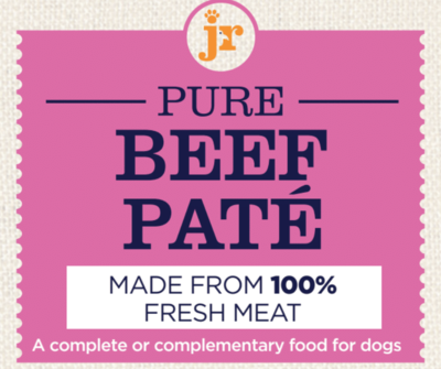 Pure Beef Pate 80g