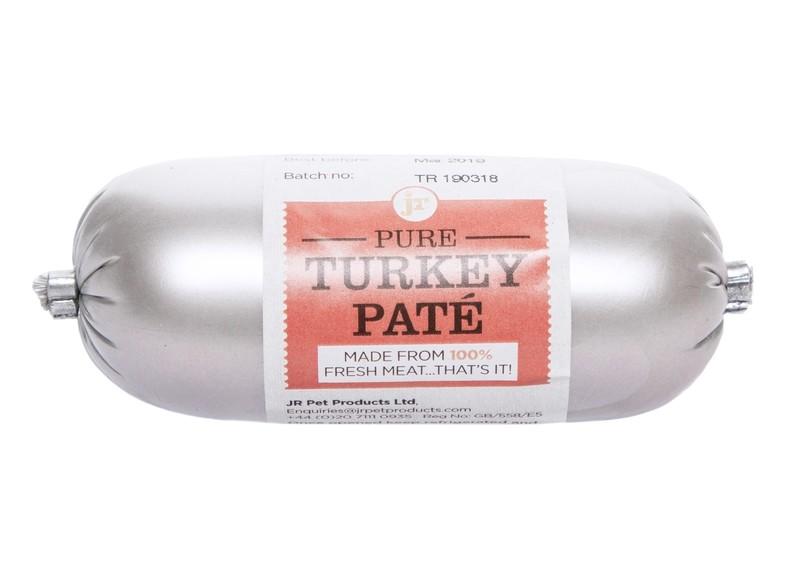 Pure Turkey Pate 80g