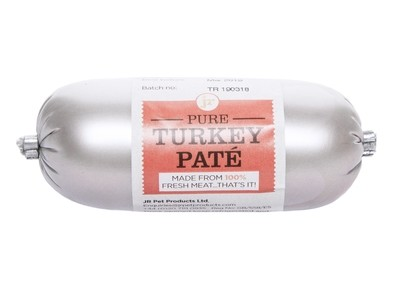 Pure Turkey Pate 80g