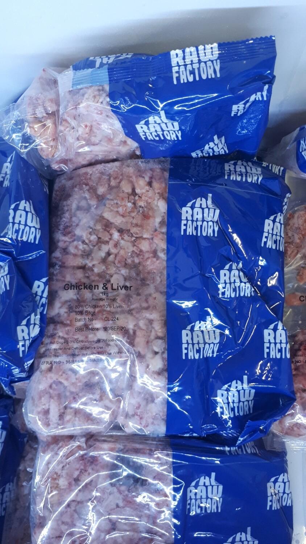 Chicken & Liver Complete 1kg