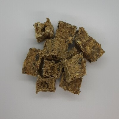 ​100% Fish Meat Cubes 90g