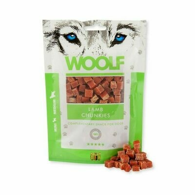 WOOLF Lamb Chunkies