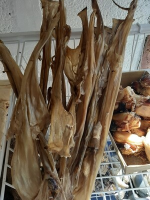 Dried Rabbit Skin