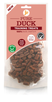 Pure Range Duck Training Treats 85g
