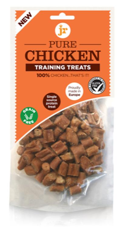 Pure Range Chicken Training Treats 85g