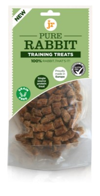 Pure Range Rabbit Training Treats 85g