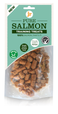 Pure Range Salmon Training Treats 85g
