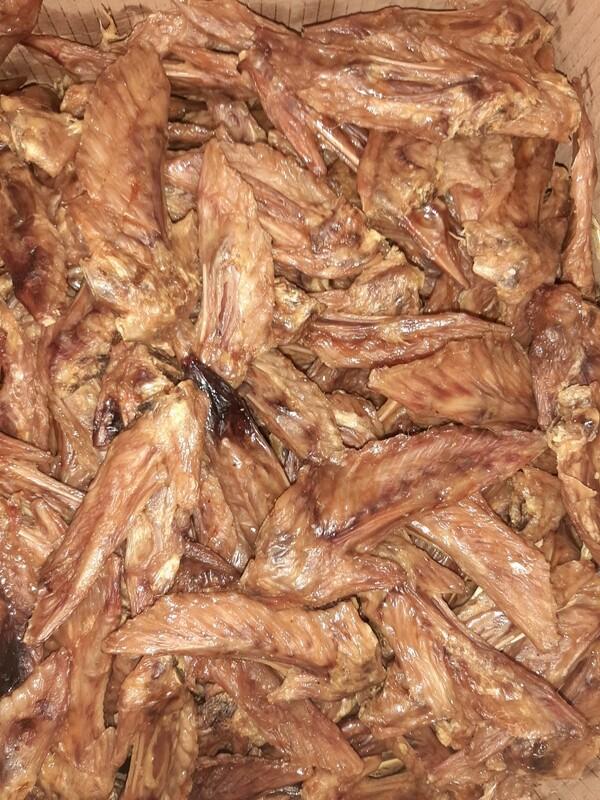 Dried Turkey Wings 500g