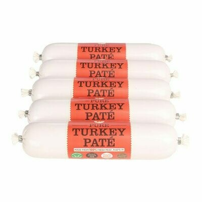 Pure Turkey Pate 200g