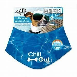 Chill Out Ice Bandana Small