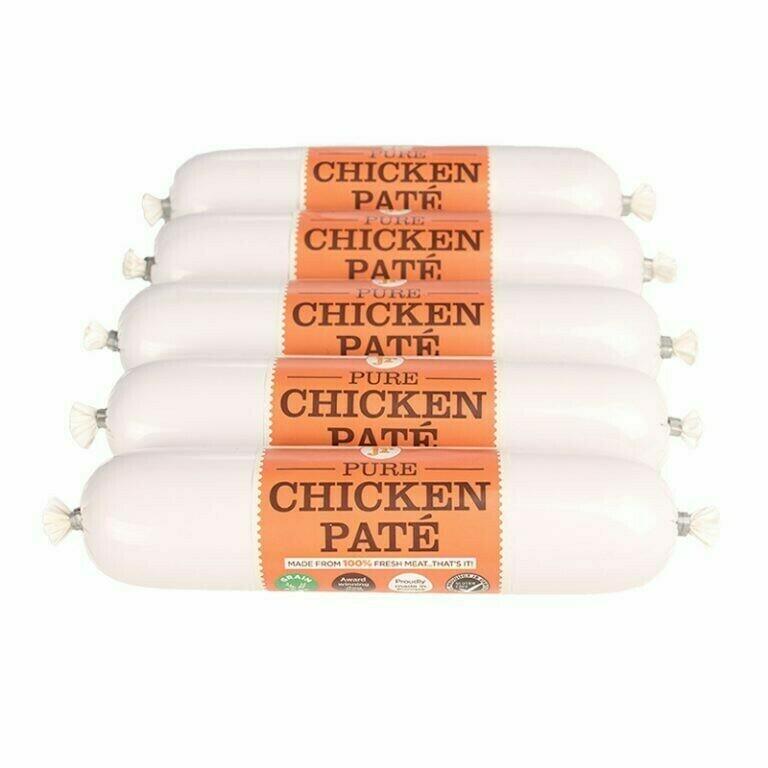 Pure Chicken Pate 80g