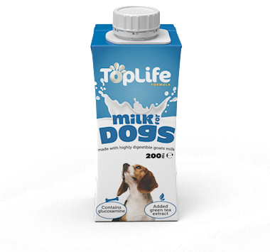 MILK FOR DOGS 200ml