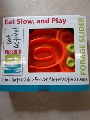 Eat Slow and Play Forage Slider