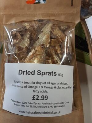 Dried Sprats 90g