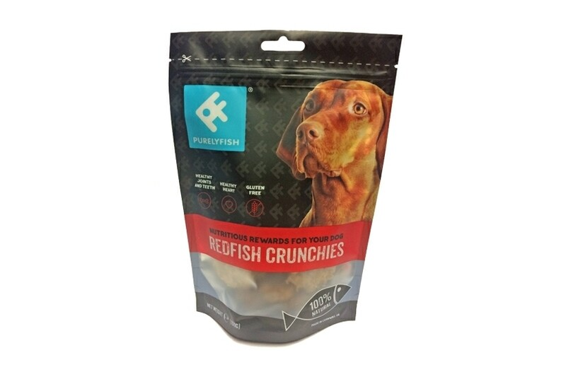 Redfish Crunchies 100g