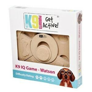 K9 IQ Game Watson