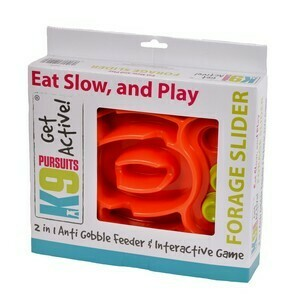 K9 Slow Feeder and Interactive Game Forage Slider