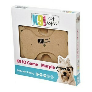 K9 IQ Game Marple