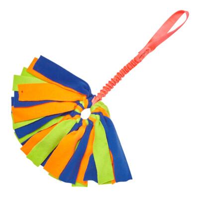 Crazy Thing Bungee Tug - Orange Handle