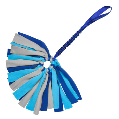 Crazy Thing Bungee Tug - Royal Blue Handle