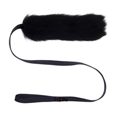 Sheepskin Chaser Tug - Black Handle