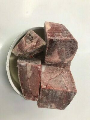 Beef Chunks Boneless 1kg
