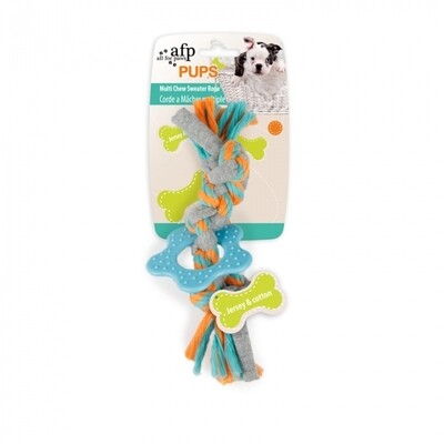 AFP Multi Chew Sweater Rope