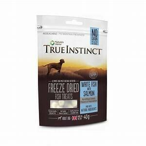 True Instinct Freeze Dried Treat White Fish and Salmon 40g