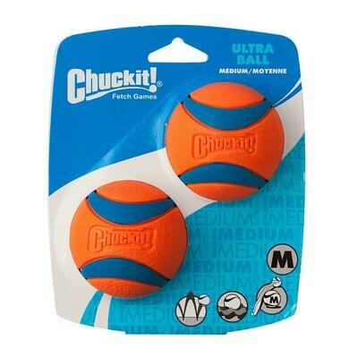 Chuckit! Ultra 2pk balls Small