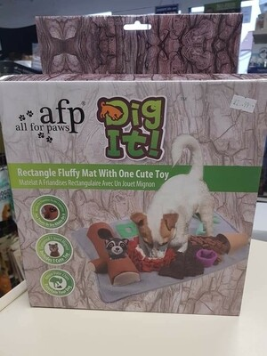 Snuffle Mat with One Cute Toy