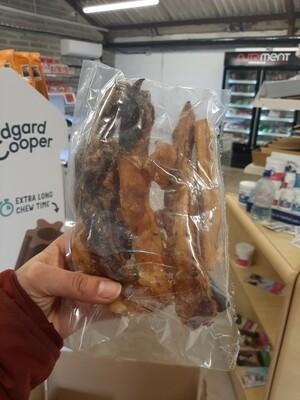 100% Dried Boar Meat 250g