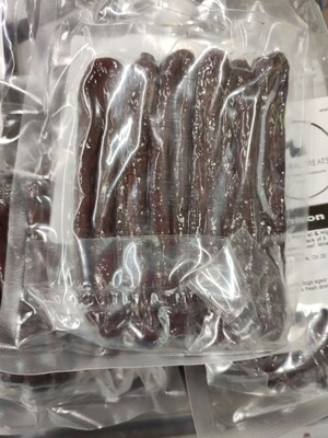 Moist Wild Scottish Venison Sausages