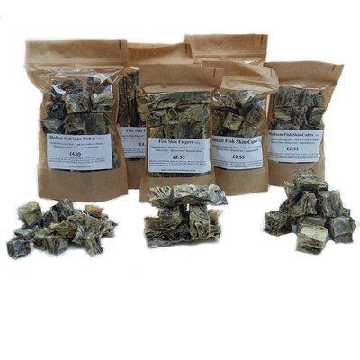 Dried Fish Skins 100g/200g