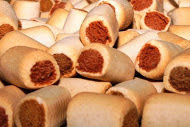 Meaty Rolls with Marrowbone Flavour 500g