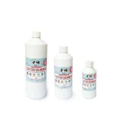 Salmon Oil for Dogs - Fresh Scottish Salmon Oil 250ml