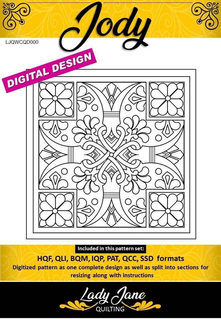 JODY - Wholecloth Design for Robotics