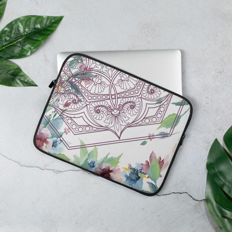 Laptop Sleeve - Kelly Spring