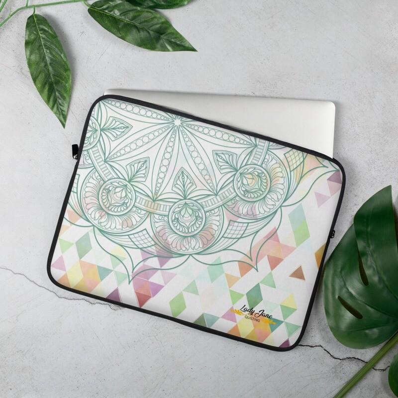 Laptop Sleeve - Wendy Mint