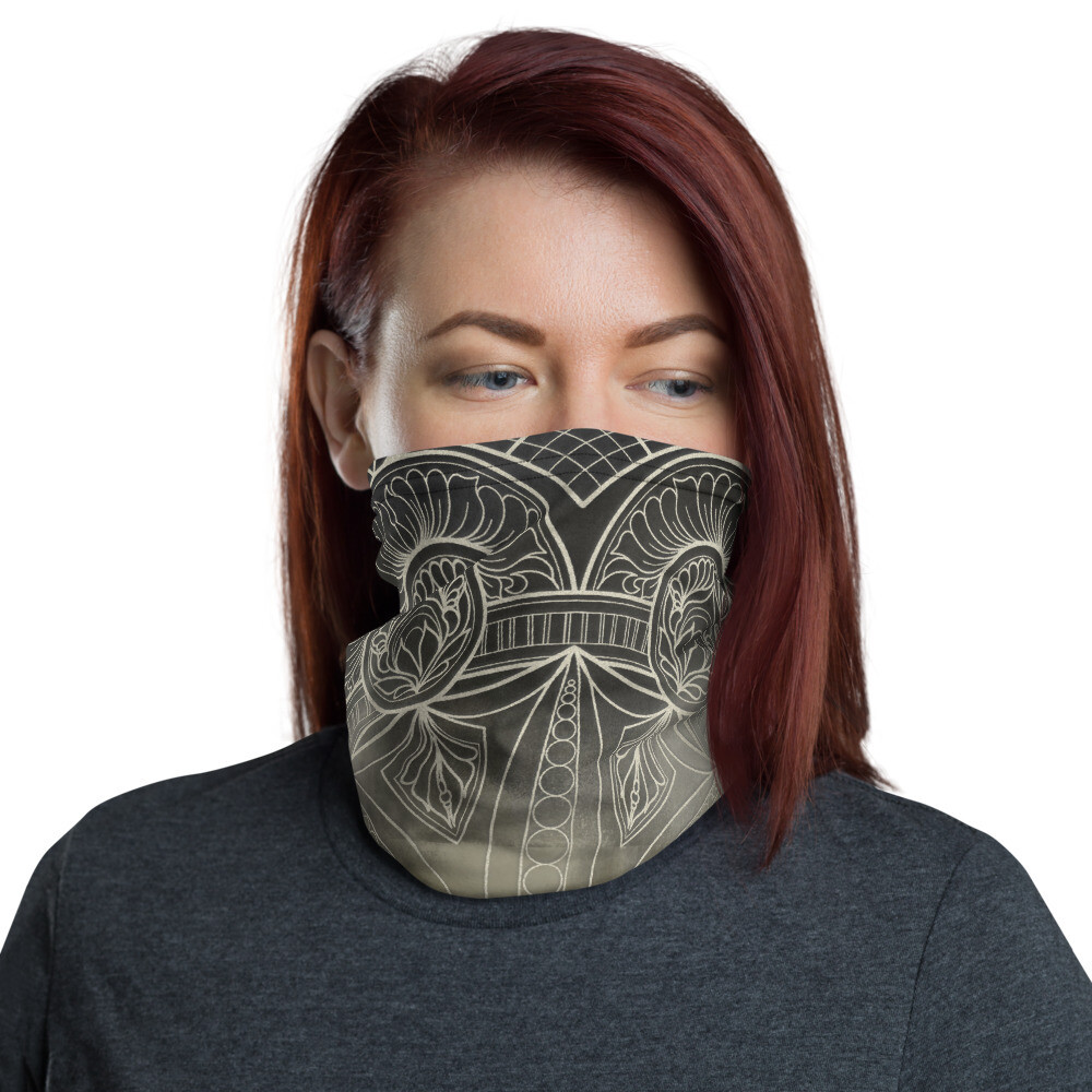 Neck Gaiter - Wendy Gray