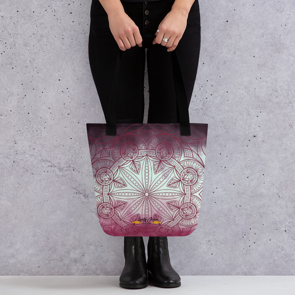 Tote bag - Wendy Pink