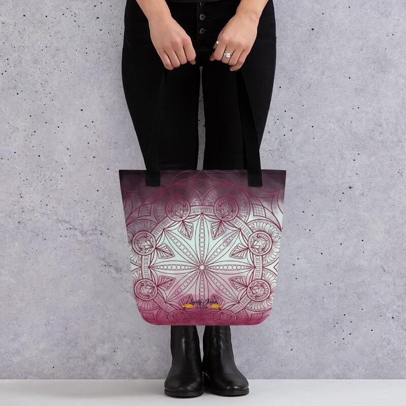 Tote bag - Wendy Pink