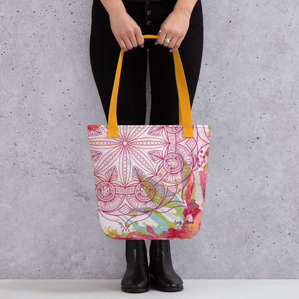 Tote bag - Wendy Spring