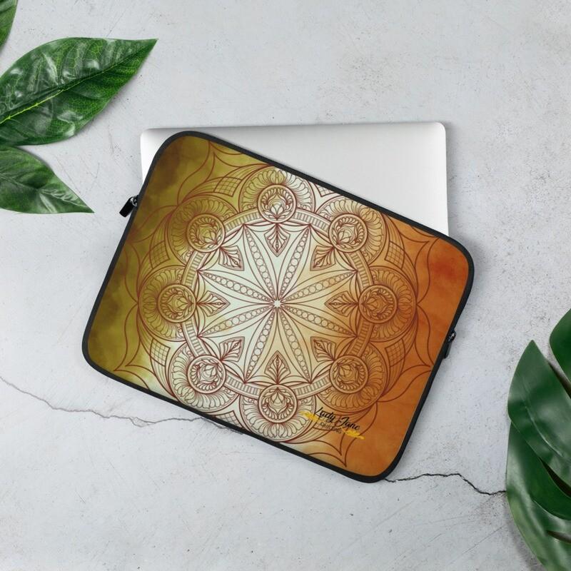 Laptop Sleeve - Wendy Rust