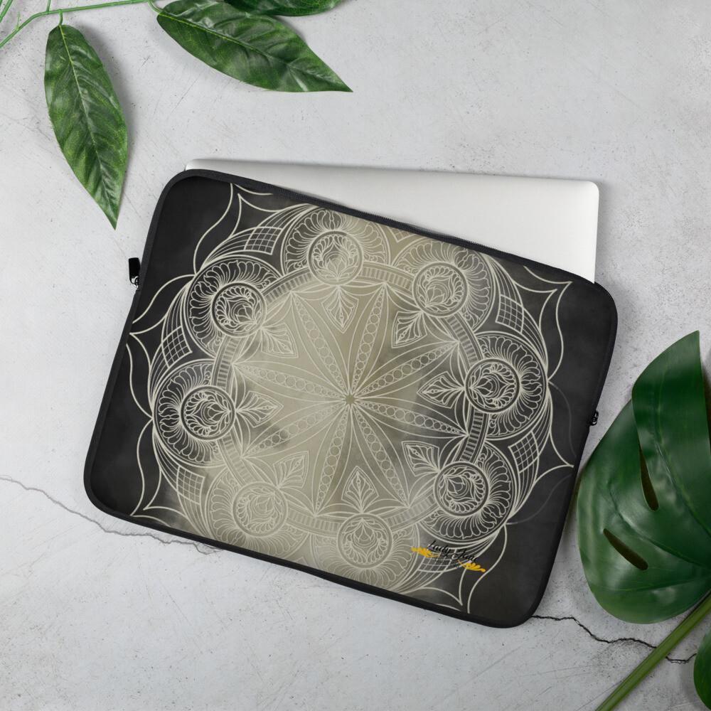 Laptop Sleeve - Kelly Gray