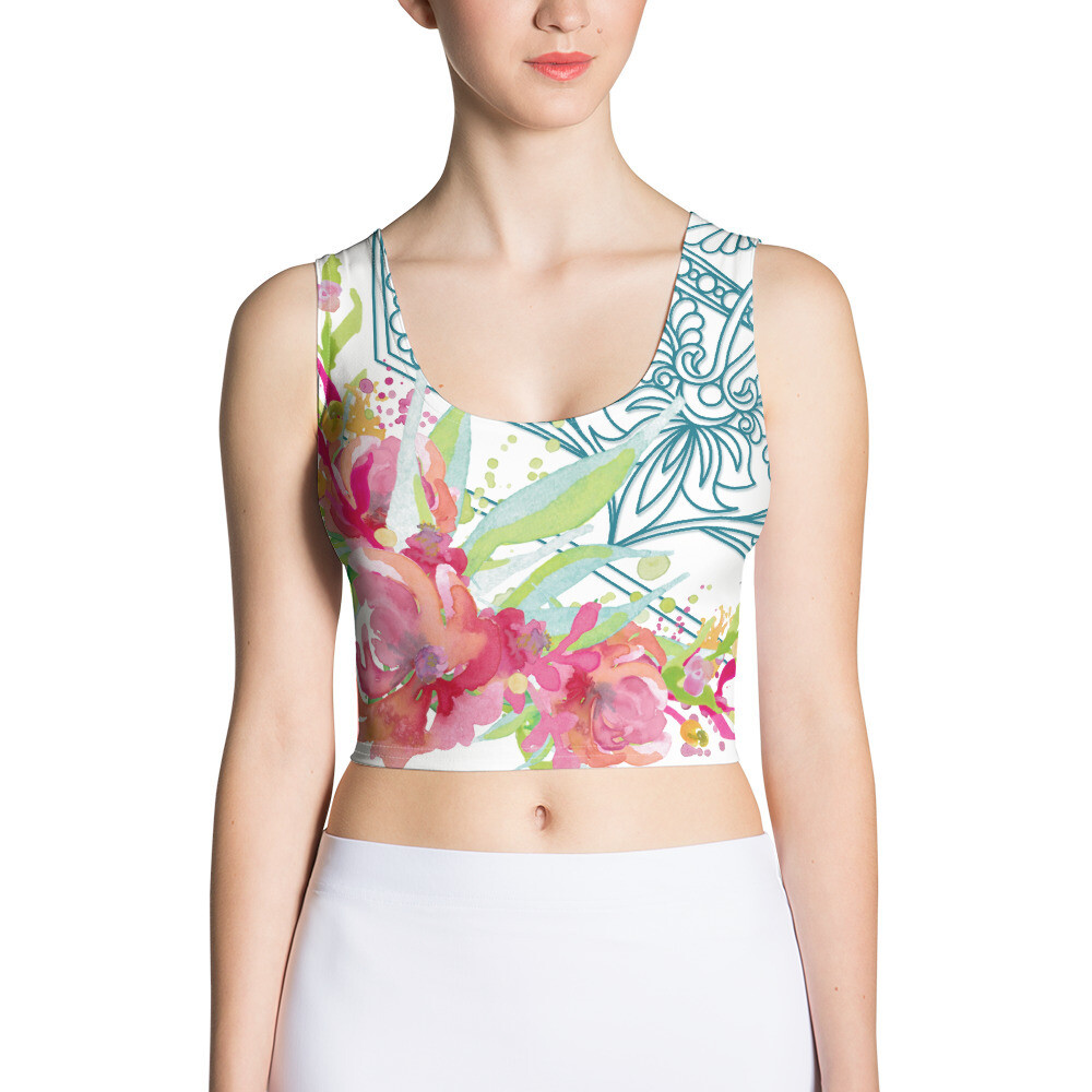 Crop Top - Kelly Spring