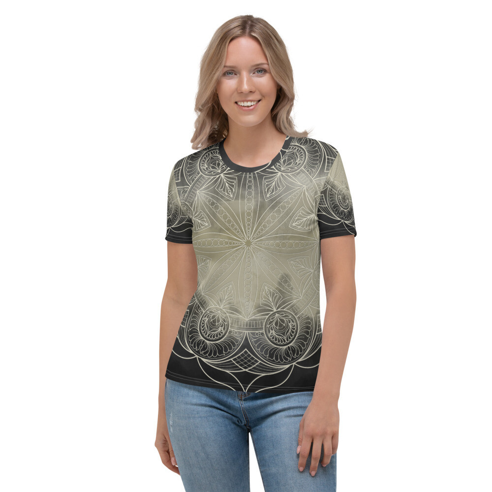 Women's T-shirt - Wendy Gray
