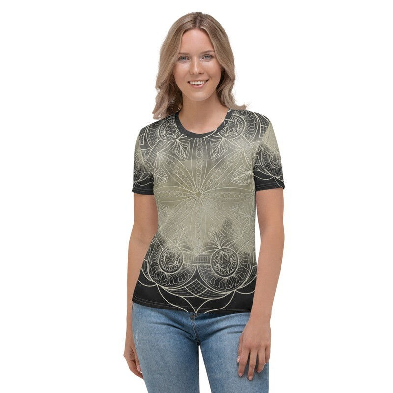 Women's T-shirt - Wendy Gray