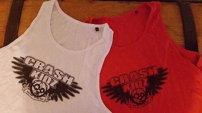 TankTop Crash-Kidz Logo Front   W / R