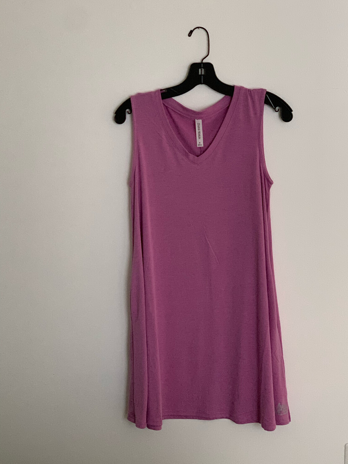DH Pocket Tank Dress (lilac)