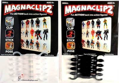 Magnaclipz™ Ten Pack - Small